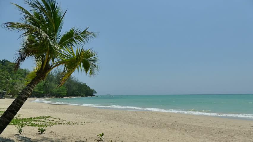 Sea and beach   Shutterstock HD Video #17425780