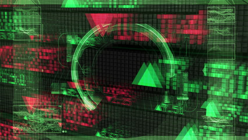 Financial News - TV Show Graphic Animation | Shutterstock HD Video #1748098