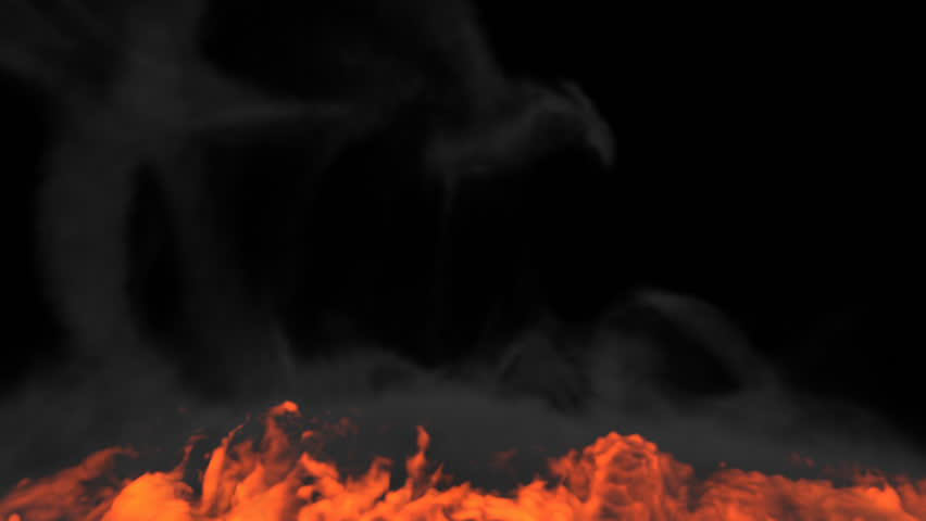 Animated Slowly Rising Fire With Stock Footage Video 100 Royalty Free 17490589 Shutterstock