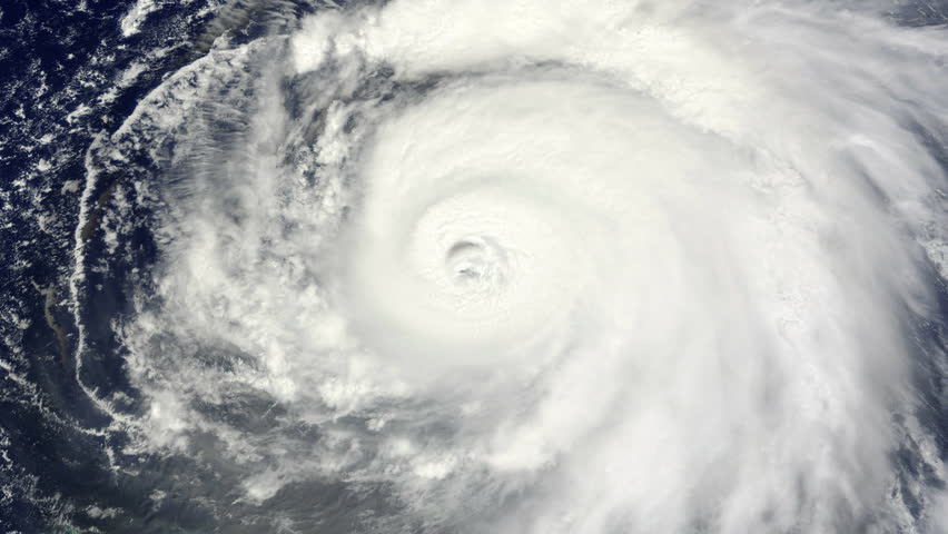 Hurricane Satellite View HD