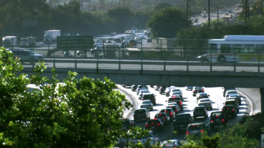 Interstate 5 Freeway Rush Hour Traffic | Shutterstock HD Video #1751990