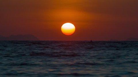 summer day sunrise beach view hd phuket thailand