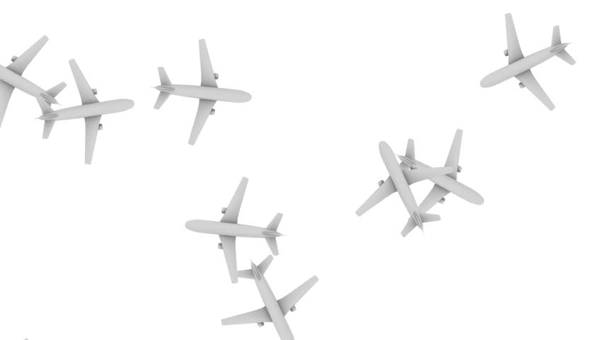 stock video clip of jet plane air travel looping animation rh shutterstock com
