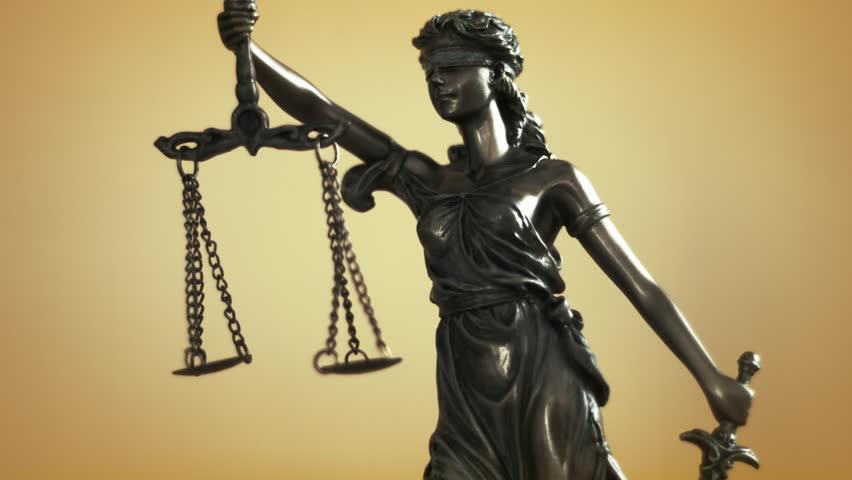 Statue of justice   Shutterstock HD Video #17625394