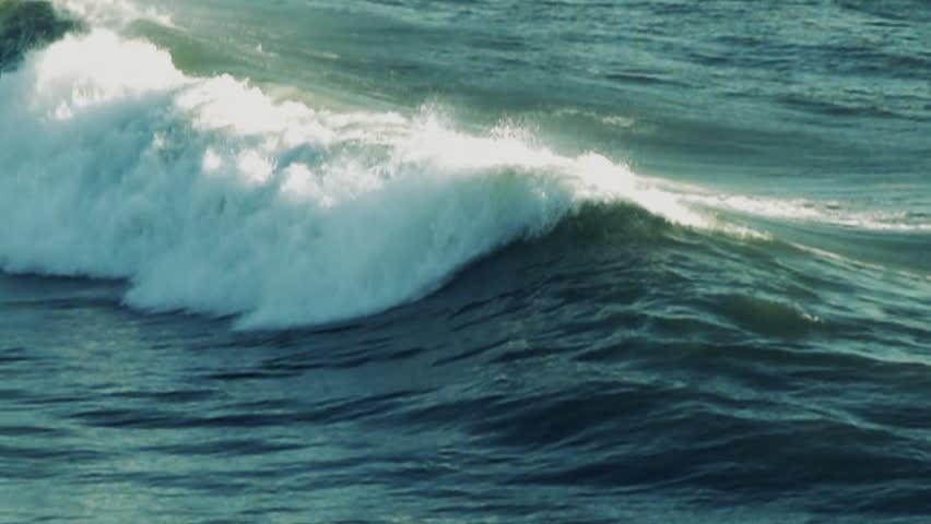 Ocean Wave Super Slow Motion | Shutterstock HD Video #1765106