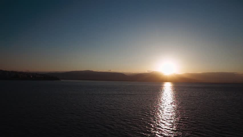 Sunset over sea | Shutterstock HD Video #17653174