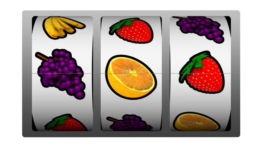 Slot Machine - Question Mark Winner