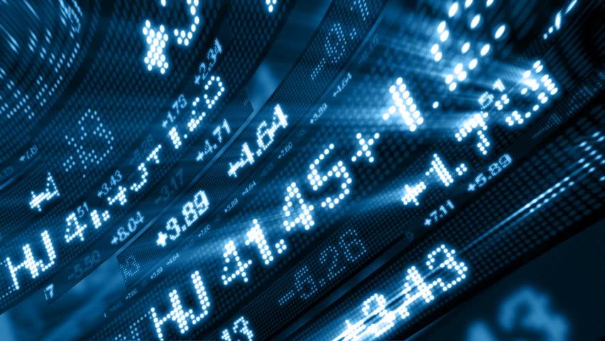 Stock Market Tickers Digital Data | Shutterstock HD Video #1770185