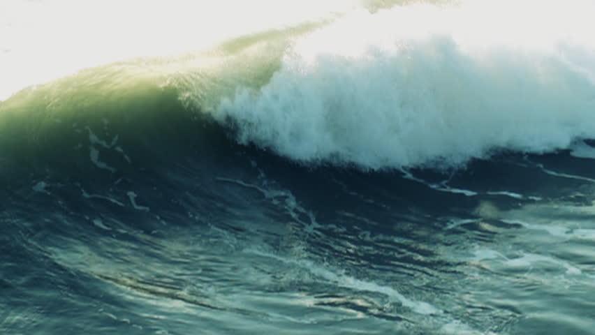 Ocean Wave Super Slow Motion #1776686
