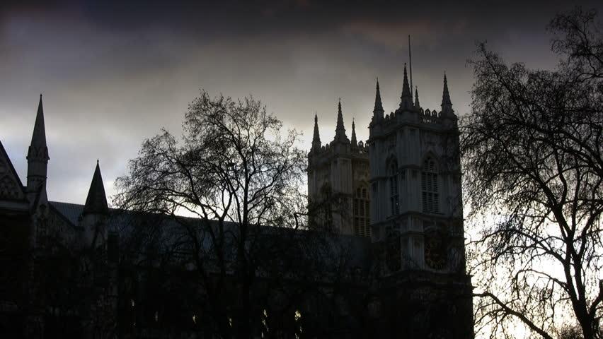 Westminster Abbey Church London, England | Shutterstock HD Video #1776770