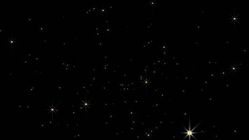 Анимационные картинки звезды падающие
