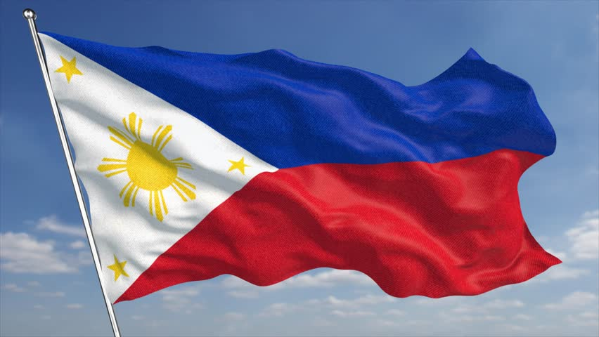 The 4k Philippine Flag Animated Stock Footage Video (100% Royalty-free)  17910391 | Shutterstock