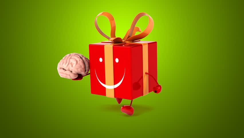 Fun gift   Shutterstock HD Video #17985229