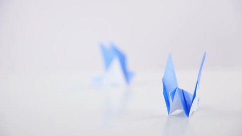 Making A Paper Ninja Star | How To Make A Paper Ninja Star ... | 270x480