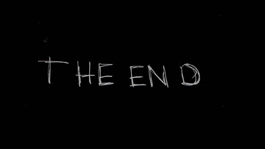 The End : стоковые видео (без лицензионных платежей) 18006877 ...