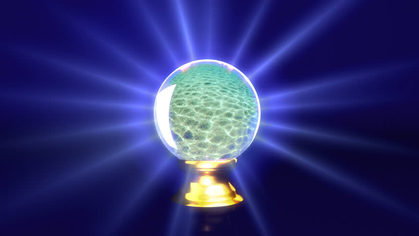 Beach show in the crystal ball | Shutterstock HD Video #1804805
