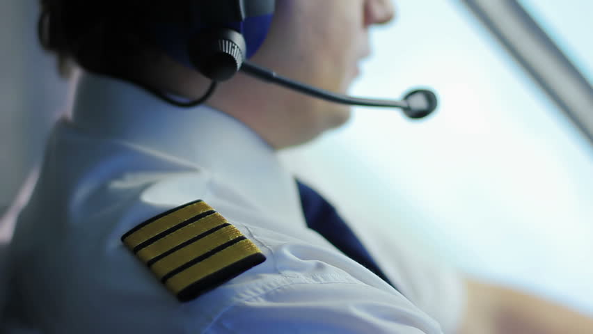 Header of air crew