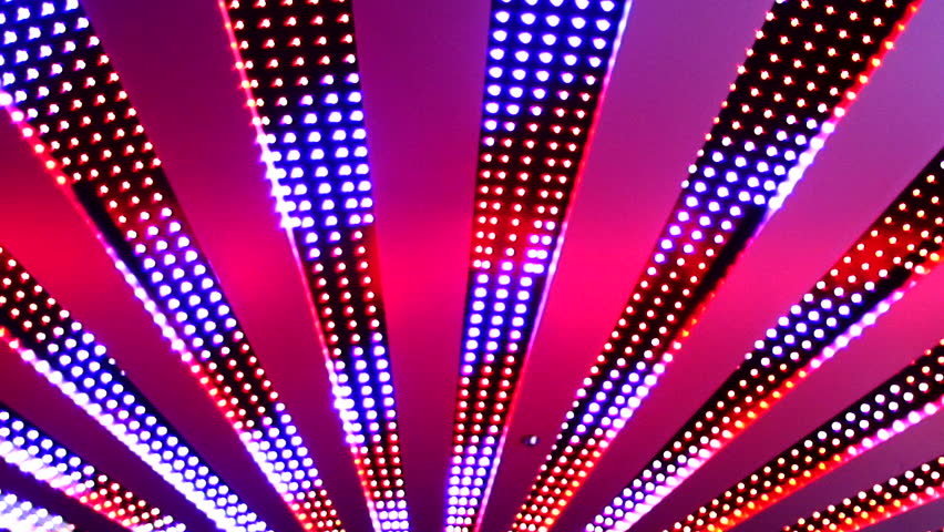 Lighted Casino Entrance - Las Vegas - Circa July 2016