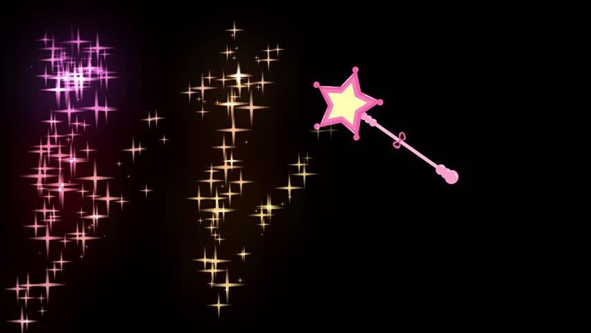 Гифки волшебная палочка