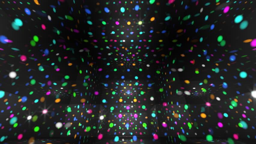 Mirror Ball Spotlight. | Shutterstock HD Video #1816415