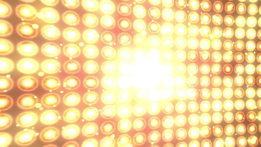 Moving Floodlights Stage | Shutterstock HD Video #18184921