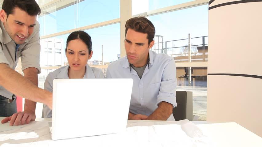 Business people meeting in office | Shutterstock HD Video #1835647