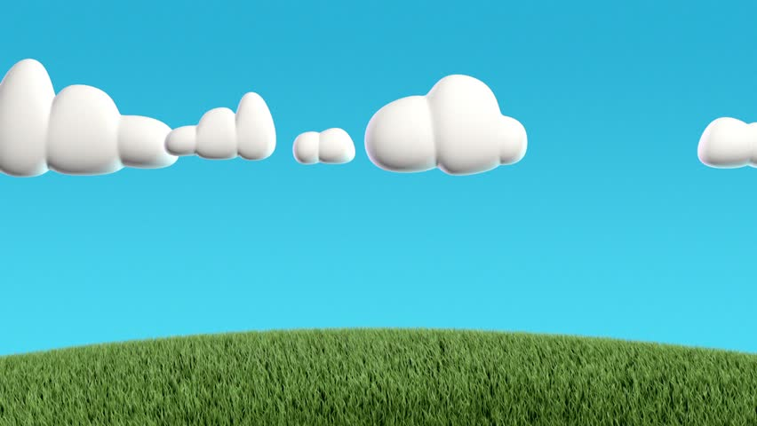 3d Animated Cartoon Background With Stock Footage Video 100 Royalty Free 18483952 Shutterstock
