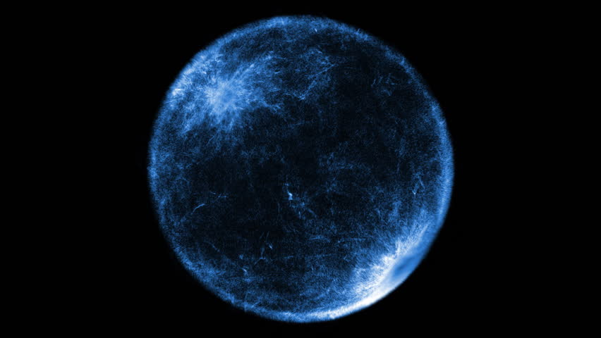 Fancy spherical abstract in a dark background #18776492