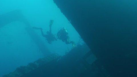 The Giannis D wreck Egypt scuba diving red sea divers safari boat diving boat Sudan