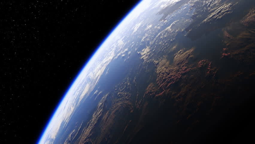 Amazing View Of Planet Earth Stock Footage Video 100 Royalty Free 19066954 Shutterstock