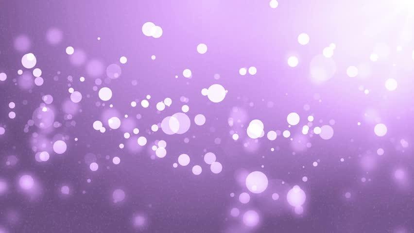Abstract Lights Bokeh Violet Background. Elegant animation soft bokeh backgrounds. Soft beautiful violet backgrounds. | Shutterstock HD Video #19126711