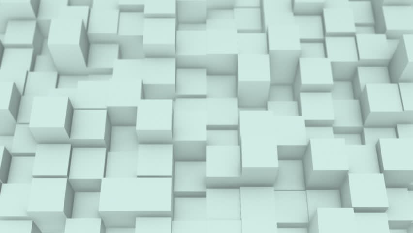 3D Cubes Animated  Background  | Shutterstock HD Video #19258135