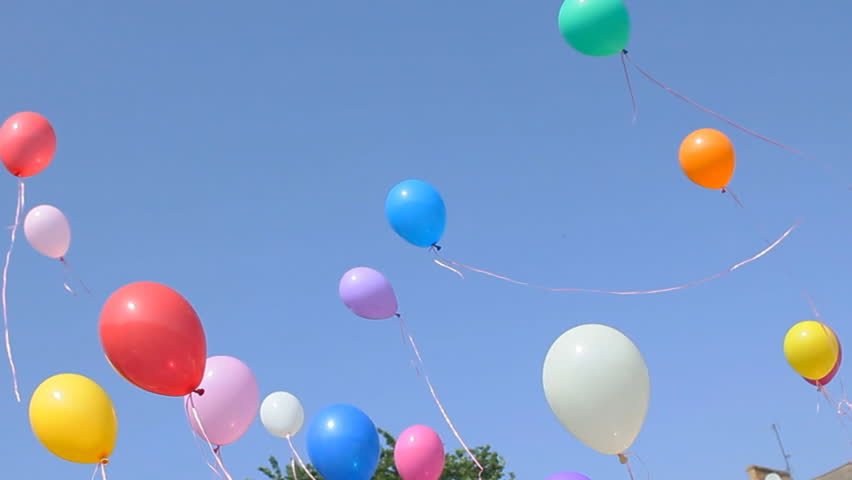Balloons, holiday, children's holiday, feast, fiesta, fete , gala day