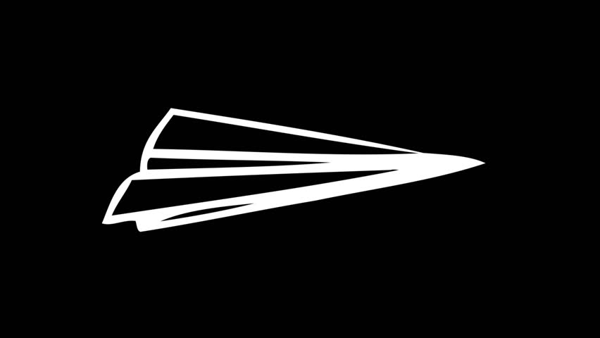 Paper Planes Pack. 5 different Plane elements. Computer generated and pre-rendered with alpha channel in a QuickTime(PNG) with 4K resolution. Just drop the .mov files straight into your project.