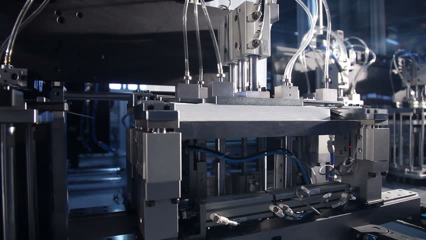 Automated machine   Shutterstock HD Video #1982926