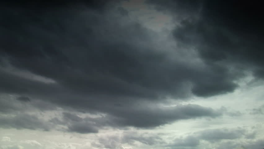 Dramatic sky with stormy clouds,Storm clouds move,fast motion timelapse background,1920x1080, dark dramatic storm clouds time lapse,Grey, gray, blue, black clouds moving sky,Cloudy stormy dark cloud, #2003204