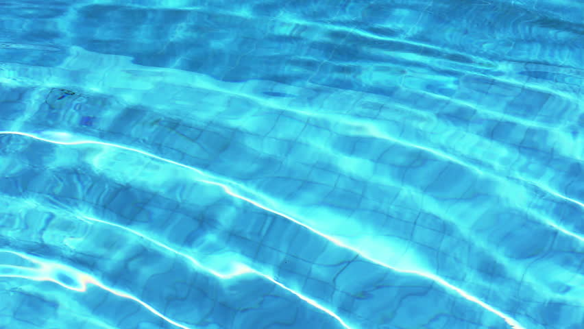 Rippled Water Surface Of Pool. Hotel, Summer, Vacation, Sport, Swimming, Waves. Background. HD, Size: 1080p (1920x1080), Sound: No #20047678