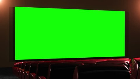 Blank Movie Theater Screen With Stock Footage Video 100 Royalty Free 17636893 Shutterstock