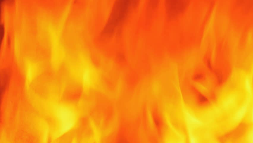 Warm fire burning in the Fireplace   Shutterstock HD Video #2006267