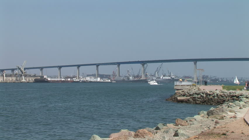 Coronado Bridge ws