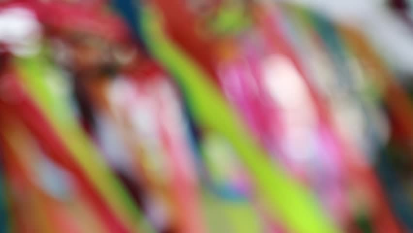 Colorful blurry abstract motion background | Shutterstock HD Video #20229454