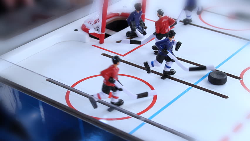 Top View Of Ice Hockey Stock Footage Video 100 Royalty Free 2028286 Shutterstock