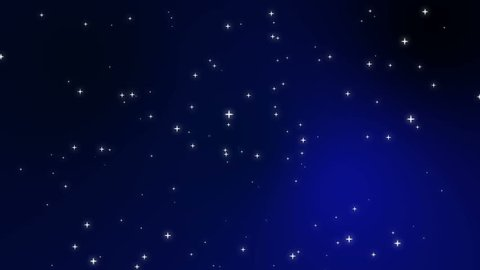 Starry Night Sky Animation Made Stock Footage Video 100 Royalty Free 31244839 Shutterstock