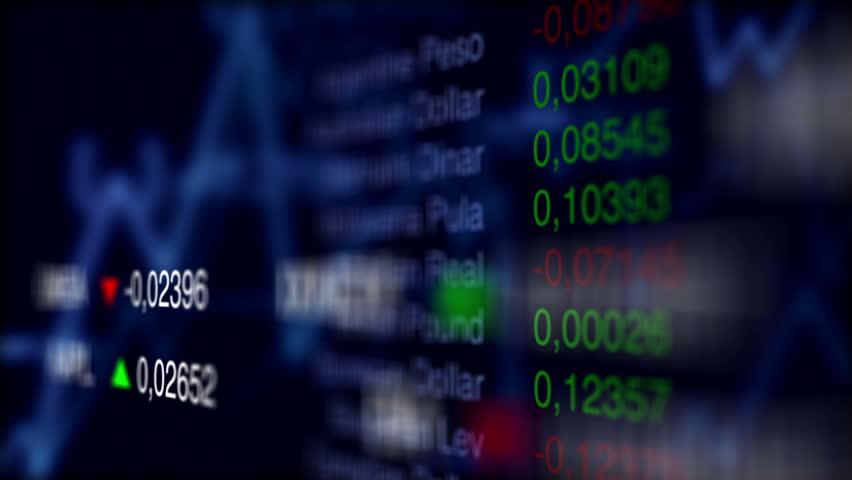 Stock market. Business Background. V4