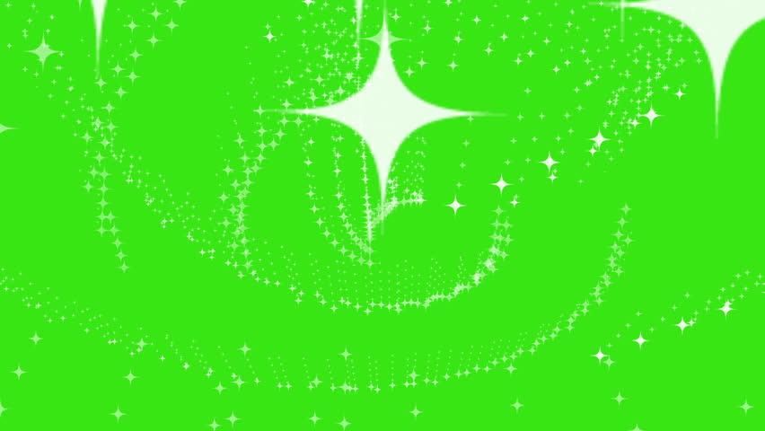SPIRALING STARS   Shutterstock HD Video #2045195