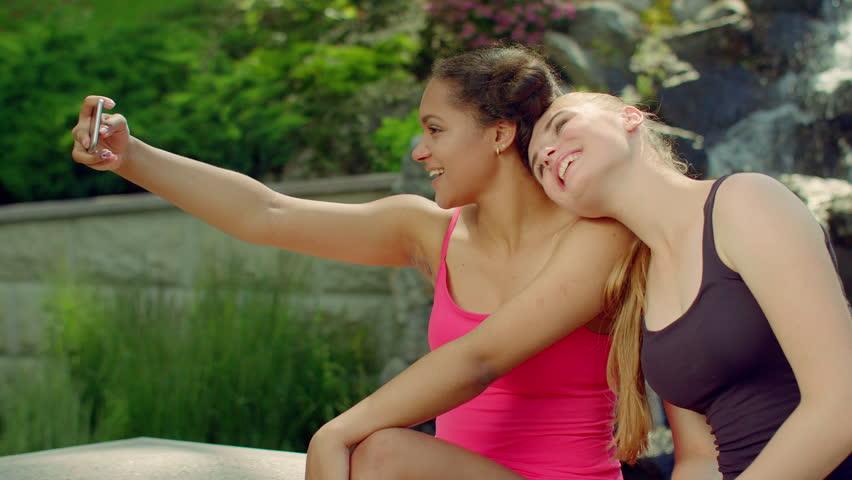 Lesbian Self Shot Girls
