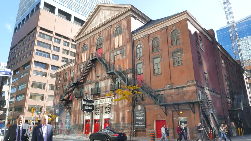 Movie theaters in downtown toronto