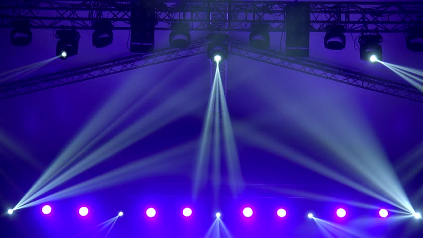Stage Lighting Rig Moving Head