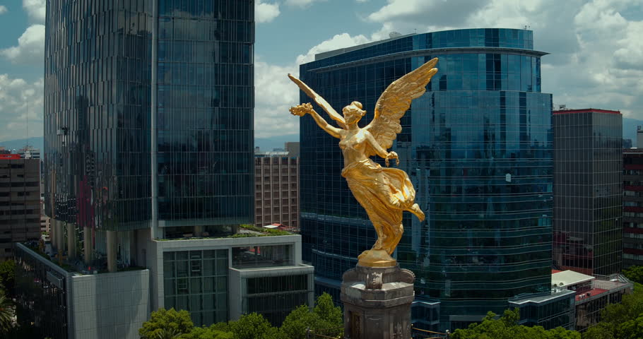 Mexico, Angel de la Independence High Quality  1 | Shutterstock HD Video #20929216