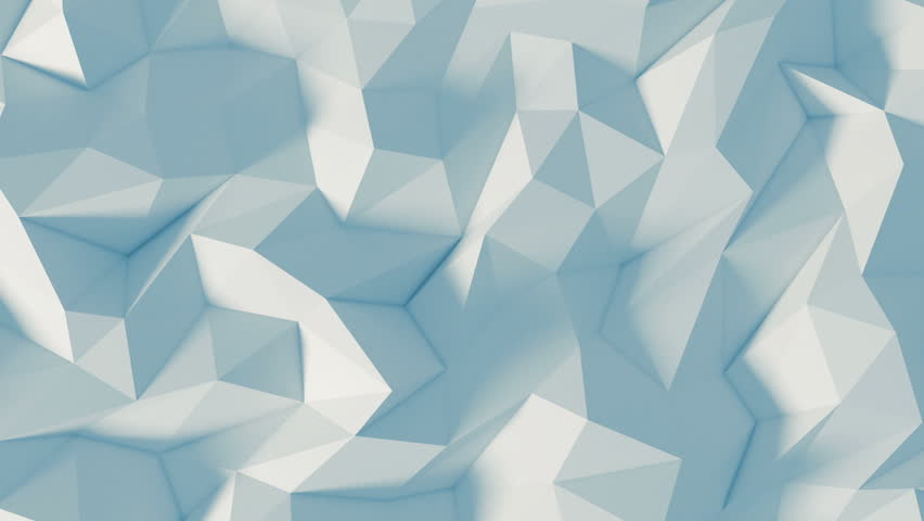 Polygon 3d background - Digital animation | Shutterstock HD Video #20944993